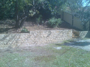 Create space and increase gardening area with retaining walls Brisbane
