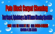 Pete Black Carpet Cleaning - 04004CLEAN